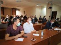 Belediye birim personeline uygulamalı eğitim semineri