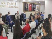 Federasyon başkanlarından Başkan Gür'e ziyaret