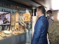 Çanakkale Savaşları Mobil Müzesi Hakkari'de