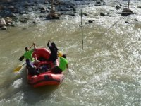 Çukurca raftingı Türkiye şampiyonasına hazır