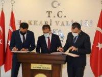 Hakkari'ye 4.3 milyon liralık tekstil kent projesi