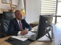 AK Parti Muş İl Başkanı istifa etti