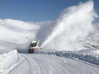 Tunceli'de 50 köy yolu ulaşıma kapandı