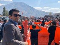 """Başkan Yorulmaz'den engeliler haftası mesajı"""""""