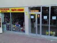 Van'da Edanur tuhafiye çeyiz market hizmete açıldı