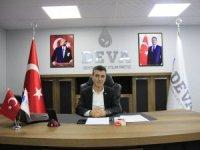 Başkan Piruzbeyoğlu'dan 8 mart mesajı