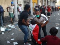 Irak'taki protesto gösterisinde 2 kişi öldürüldü