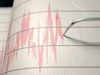 6.7 şiddetinde deprem