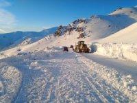 Kapalı köy yolları ulaşıma açılıyor