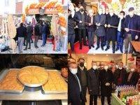 Levent Börek hizmete açıldı