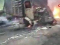 Katliam gibi kaza: 53 ölü, 21 yaralı