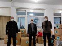 Türk Ocakları'ndan Şemdinli'ye yardım kolisi
