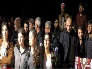 Çukurca'da halk devlet el ele